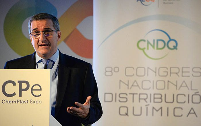 8CNDQ, congreso nacional de distribución química, logística, chemplast Expo, feique, adq, empresa familiar, reach, legislación, distribución química