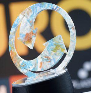 plastics recycling awards europe 2019, premios europeos de plásticos reciclado, reciclado de plásticos, economía circular, reciclabilidad de los plástios, productos con plástico reciclado
