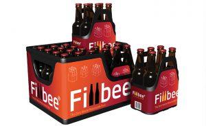 fillbee, ds smith pastics, botellas, cajas reutilizables, envases retornables, botellas de un solo uso, reciclabilidad, plásticos, sostenibilidad, brau breviale