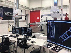 innovalia metrology, amorebieta, laboratorio, medición, ingeniería inversa, jornada sobre metrología, metrología 4.0, optiscan