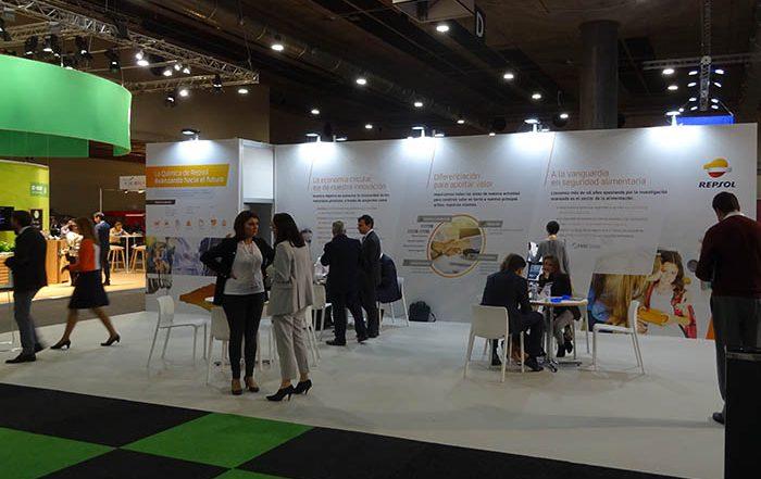 repsol, chemplast expo, participación, plásticos, partner, patrocinio, patrocinador, stand, feria del plástico