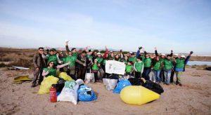 cicloplast, voluntariado verde, recogida de residuos, barcelona, centro español de plásticos, basura marina, concienciación, limpieza de playas