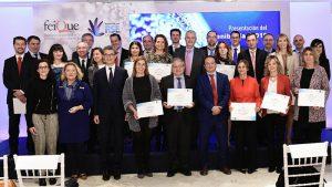 premios rse feique, responsabilidad social corporativa, sector químico español, carlos navarro, covestro, basf, elix polymers, repsol, dow