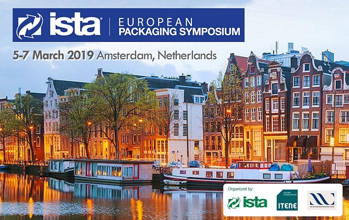 ista european packaging symposium, simposio de envases, packaging, ista, amsterdam, 2019, itene, envase y embalaje, logística