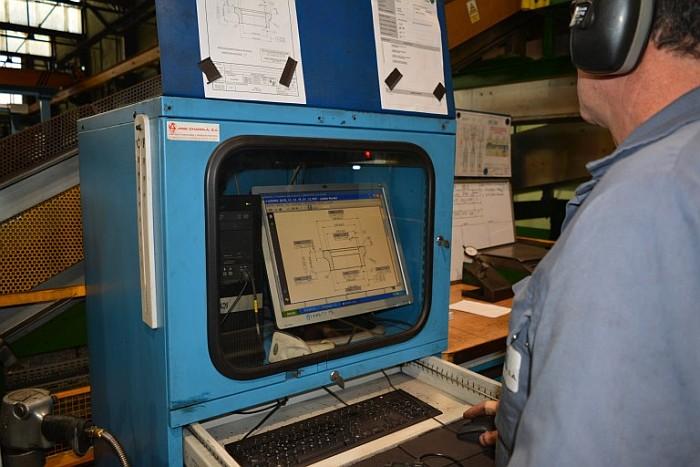 satuercas, componentes automoción, control de calidad, producción, industria, vizcaya, sariki, mitutoyo, medición y control