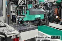 digitalización, transformación de plásticos, arburg, inyección de plásticos, allrounder, inyectora, silicona líquinda, chinaplas 2019