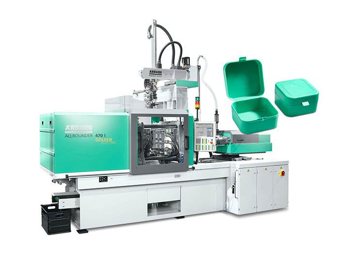 arburg, plastimagen 2019, inyectora plásticos, allrounder, packaging, feria, méxico