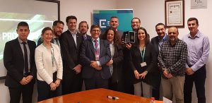 Repsol premiado por ELIX, mejor proveedor 2018, repsol, elix polymers, plásticos, colaboración, galardón, tarragona