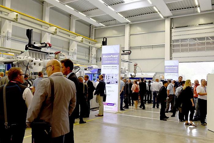 tecnofrias  wittmann Battenfeld  Grupo Wittmann,  evento, 2019,  tecnofrias Days,  portugal,  leiria,  triple evento,  centro tecnologico,  inyectoras,  robots,  perifericos,  industria del plástico