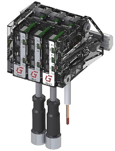 Sensor Box Modular (SBM) miniatura, de Gimatic