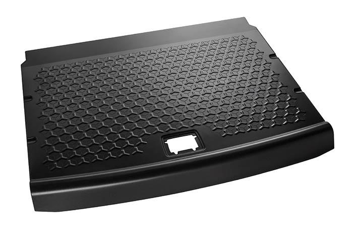 Nueva aplicación de un poliuretano de BASF para interior de automóvil