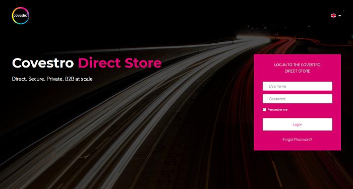 covestro tienda online, plataforma de venta directa, b2b, plataforma asellion, digitalización