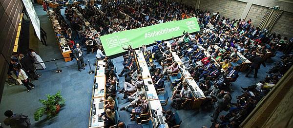 Acuerdo de la ONU para reducir los plásticos de un solo uso en 2030
