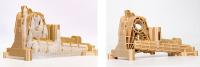 sabic AMS31F, filamento de soporte, impresión 3d, resina ultem, stratasys, facilidad de desmoldeo, temperatura ambienta, sabic, fabricación aditiva, geometrías complejas