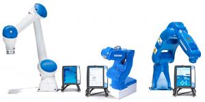 Yaskawa Cockpit, advanced factories 2019, yaskawa ibérica, feria de innovación, industria 4.0, cobot, robot, industria, plásticos, automatización, smart Series, robot HC10, advanced factories 2019