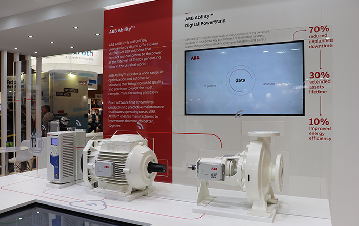 abb ability digital powertrain, advanced factories 2019, monitoreo, smart factory