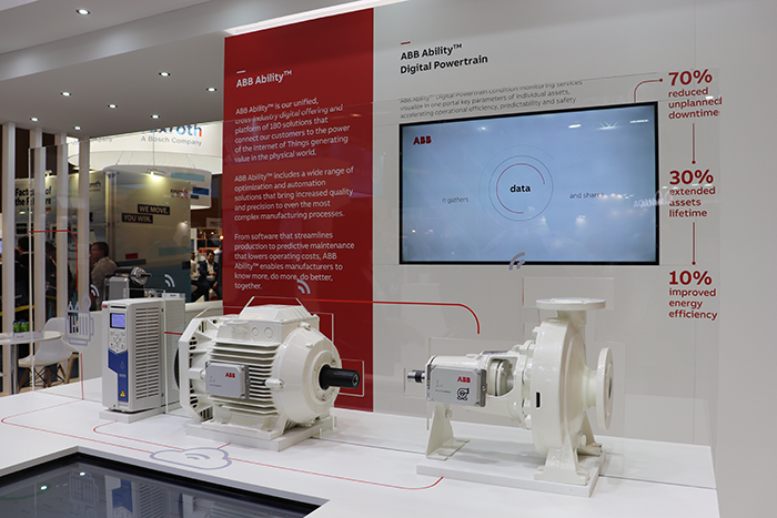 ABB Ability Digital  Powertrain