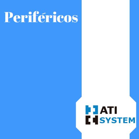 Ati System da a conocer su nuevo catálogo de periféricos