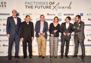 advanced factories, premios a la innovacion, factories of the future awards, 2019, fábrica del futuro, innovación industrial, finalistas