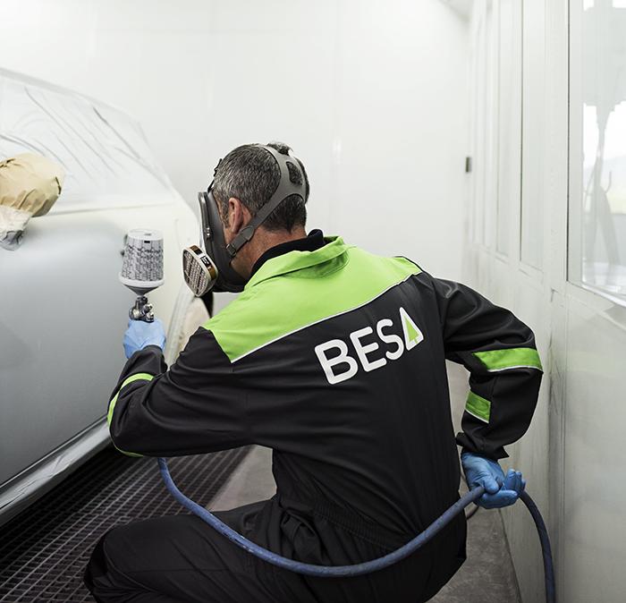 El fabricante de pinturas BESA incorpora la línea Desmodur ultra de Covestro