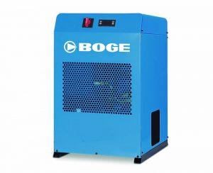 secadores frigoríficos boge DS2, boge ds-2, secadores, industria, secadores industriales, secado, eficiencia, emisiones de co2, caudal