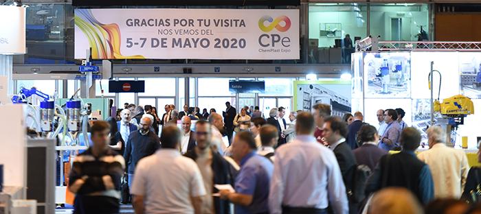 ChemPlastExpo 2019 cierra sus puertas con más de 8.000 visitantes