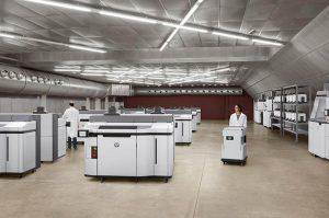 HP, siemens, alianza, impresión 34, fabricación aditiva, solución ampliada, impresora 3D, centro