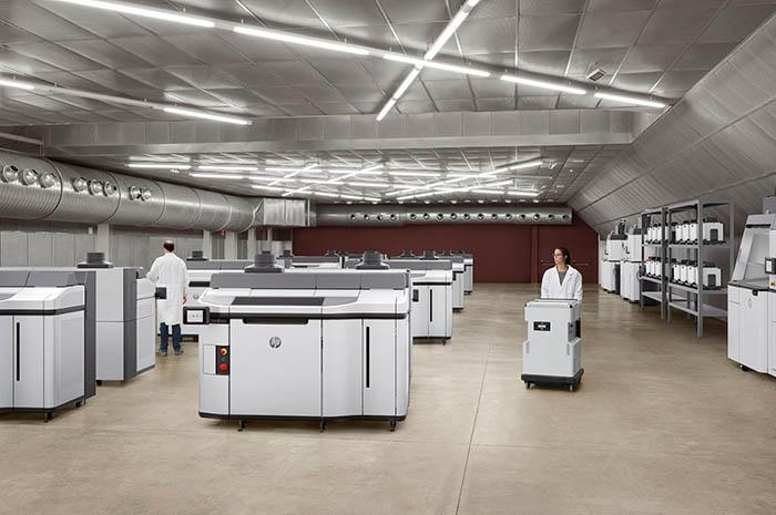 HP y Siemens refuerzan su alianza en fabricación aditiva
