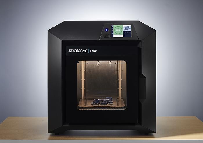 stratasys, impresora 3D F120, bilbao, feria addit3d, fdm, fabricación aditiva, piezas 3D, industria 4.0