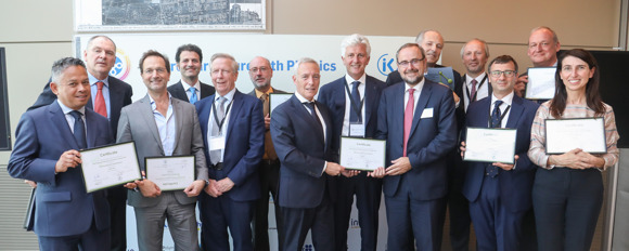 Ganadores de los Mejores Productores Europeos de Polímeros 2019