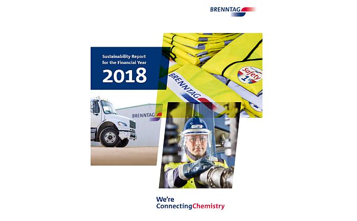 Brenntag publica su Memoria de Sostenibilidad 2018