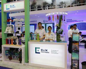 elix polymers, chinaplas 2019, sinochem, abs, plásticos, feria, expositor, elix, feria, asia, David Castañeda