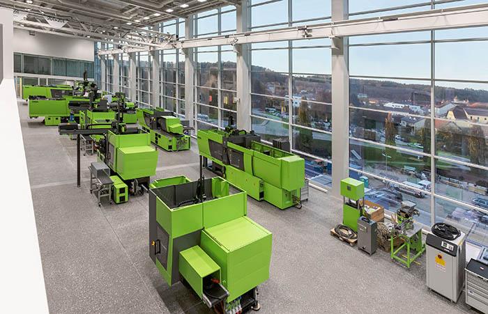 centro tecnológico engel, austria, inject 4.0, inyectoras, máquinas de inyección, inyección de plásticos, helmut roegele, iq observer, integración vertical