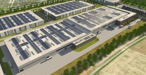 kraussmaffei berstorf, nuevas instalaciones en hannover, construcción de planta de extrusión, centro de tecnología de extrusión, extrusaoras, industria 4.0, hannover alemania, construcción