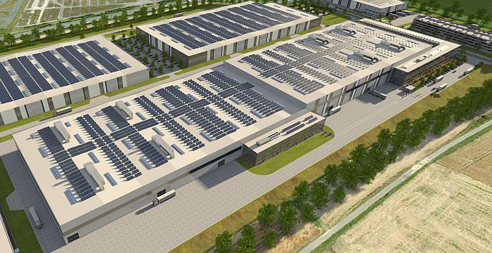 kraussmaffei berstorff, nuevas instalaciones en hannover, construcción de planta de extrusión, centro de tecnología de extrusión, extrusaoras, industria 4.0, hannover alemania, construcción