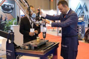 metalmadrid, metalmadrid 2019, feria, compositech, fabricación aditiva, mecánica, robótica, pymes