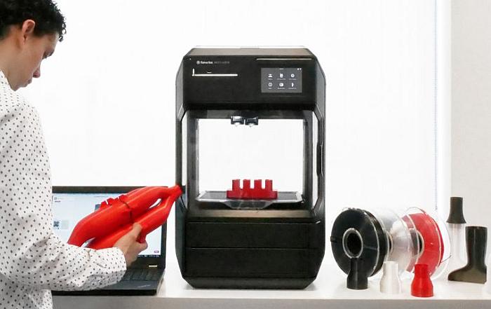 MakerBot, PETG, impresión 3D, nuevos materiales, impresora 3D, Method, MakerBot, materiales, prestaciones, resistencia, ventajas, fabricación aditiva