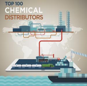 ranking distribuidores de productos químicos, brenntag, ICIS, química, especialidades químicas, distribución de productos químicos