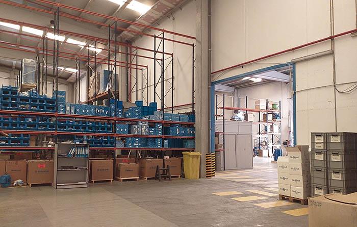 Boge Compresores Ibérica, ampliación de instalaciones, nueva nave, crecimiento, area de formación, almacenes, oficinas, coslada, madrid, compresores de aire, industria