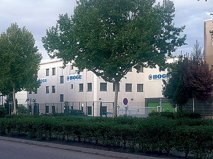 Boge amplía sus instalaciones en España