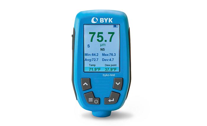 BYK-Gardner lanza su nueva gama byko-test