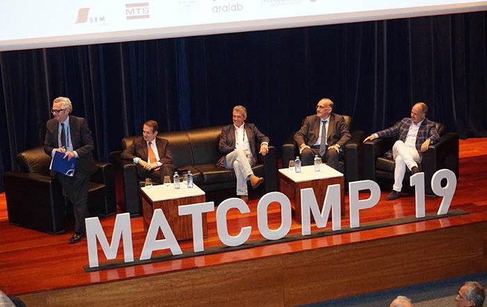 matcomp19, vigo, clausura, final congreso de materiales compuestos, ctag, universidad de vigo, materiales compuestos, composites, impresión 3D