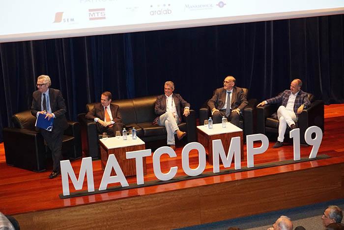 Más de 350 profesionales participan en MATCOMP19