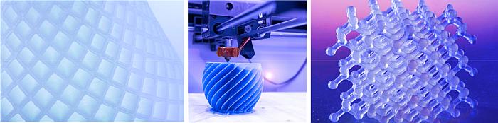 Iroprint, los nuevos uretanos de Huntsman para impresión 3D