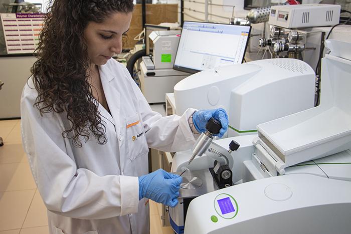 Detectar microplásticos en las aguas residuales