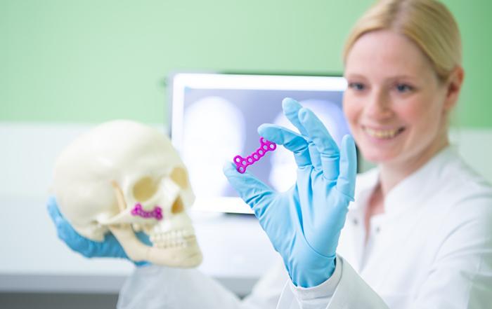 resomer, filamentos, impresión 3d, biopolímero, implantes reabsorbibles, bioplómeros, biocompatibilidad, implantes reabsorbibles, evonik impresión 3D, filamento fff, filamento fdm, impresión 3D, fabricación aditiva