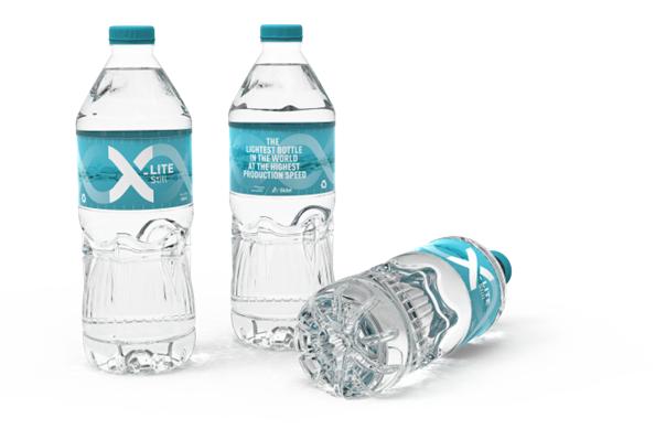 Sidel X-Lite Still, botella de PET, rendimiento, soplado, pet, minibotella de pet, starlite still, x-lite still, Sidel