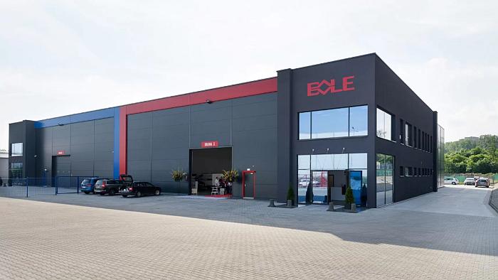 Centro de operaciones para Europa de Bole