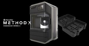 abs, impresora 3d, fabricación aditiva, propiedades, piezas finales, makerbot, stratasys, Method X