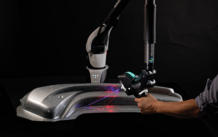 escáner láser RS6